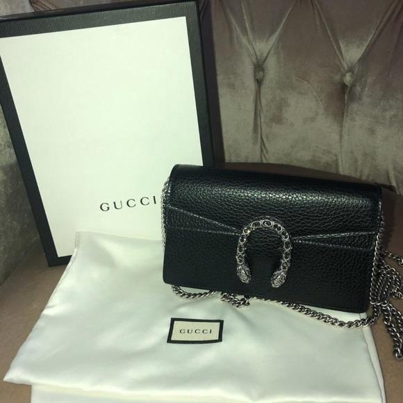 8370d4957b42 Gucci Bags | Super Mini Dionysus | Poshmark